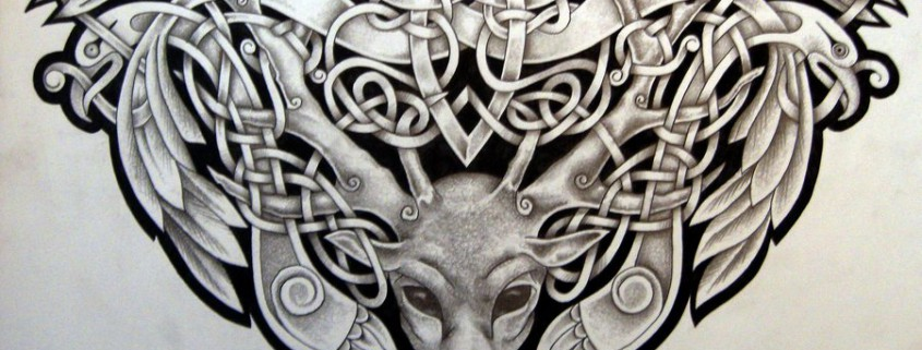 celtic_stag_and_birds_by_tattoo_design-d53b13z